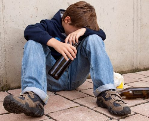 How to Deal with Teenage Drug Abuse