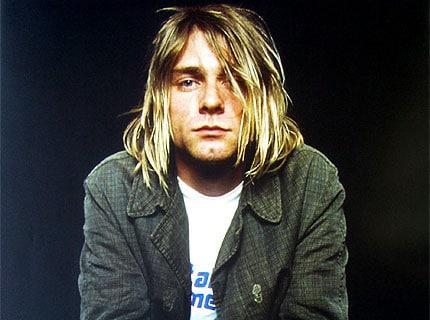 Kurt Cobain suicide