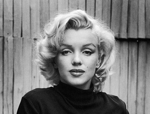 Marilyn Monroe suicide