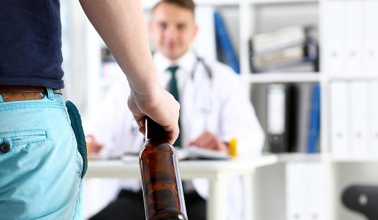 Alcohol Detox in Hospital