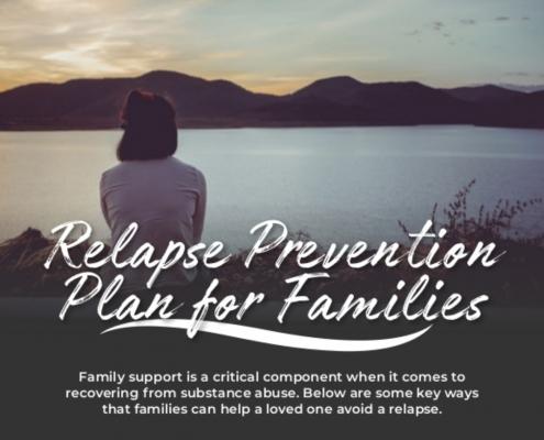 Relapse Prevention Plan