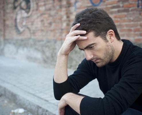 Signs of Suicide Behavior in Men