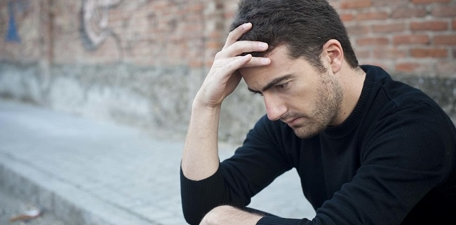 Signs of Suicide in Men