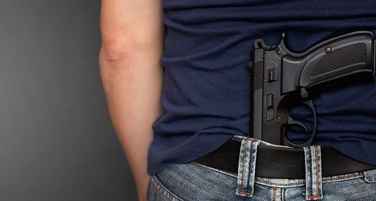 gun violence in young men