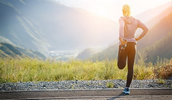 how fitness can ease depression