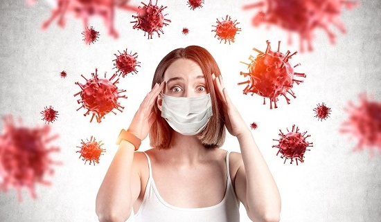 anxiety from coronavirus